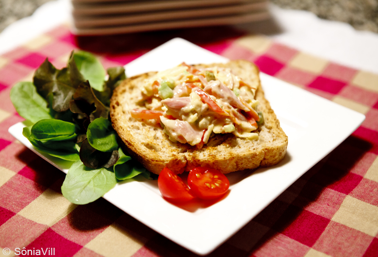 Salpicão de frago defumado: delícia de verão