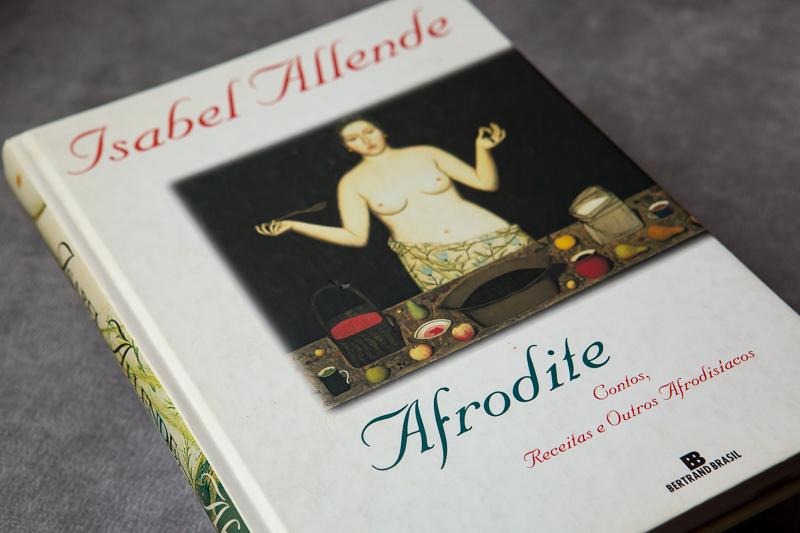 livro Afrodite