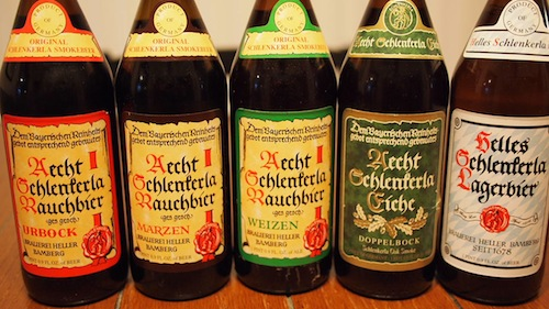 Rauchbier cerveja defumada