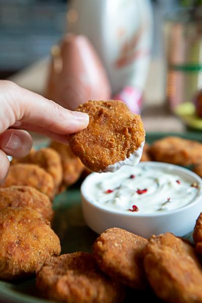 nuggets frango caseiro