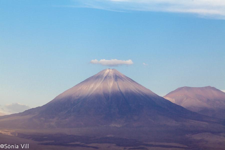 vulcão licamcabur