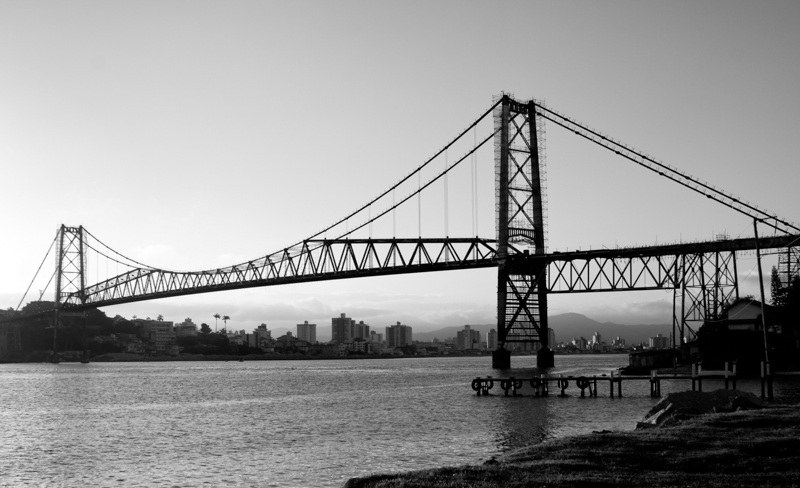 Reabertura da Ponte Hercilio Luz
