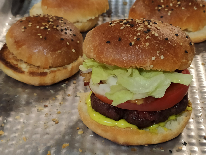 pao de hamburguer