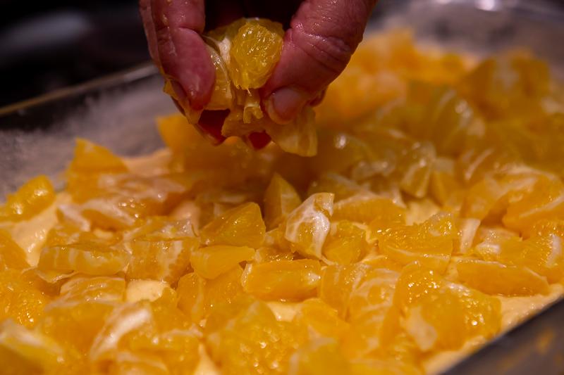 cuca de laranja